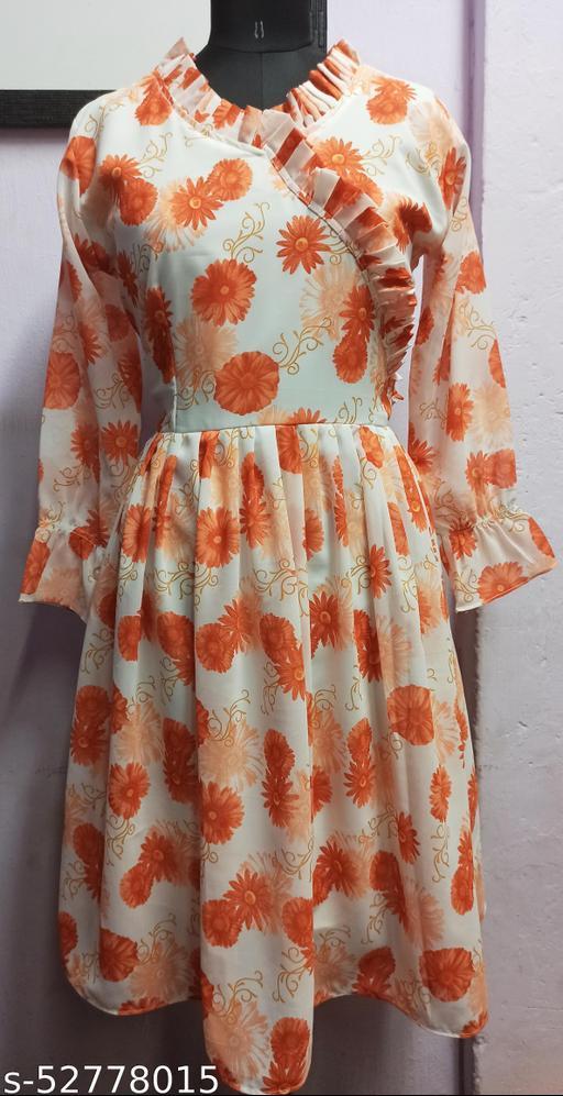 TUNIQ ORENGE Dress