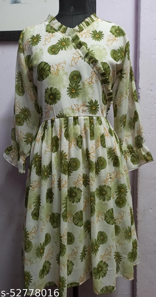 TUNIQ GREEN Dress