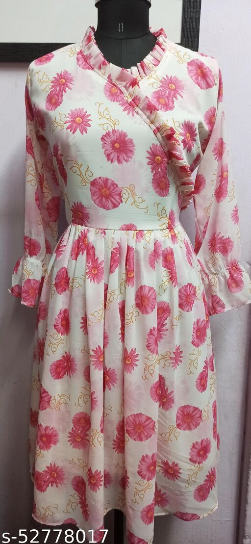TUNIQ PINK Dress