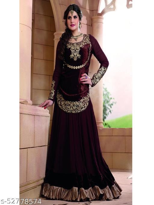 Designer Embroidered Salwar Suit