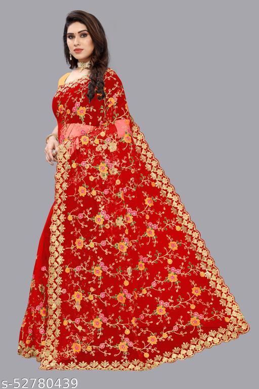 Bollywood designer sabyasachi collection saree For women - RED