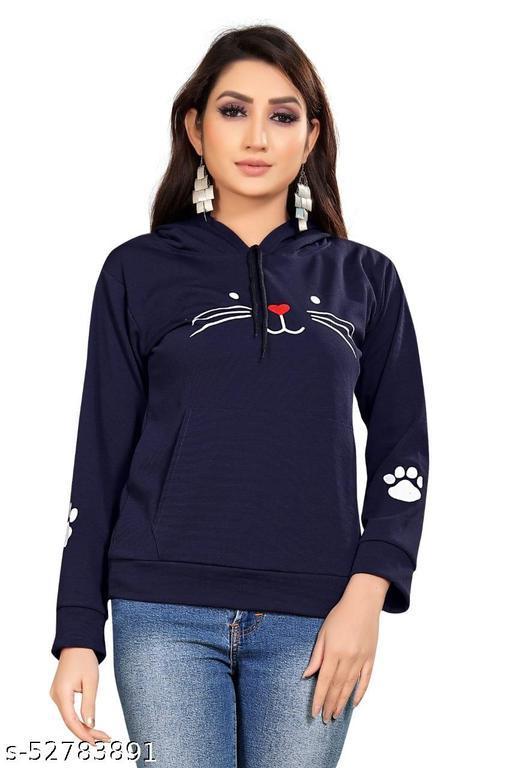 Fancy Glamorous Women Sweatshirts