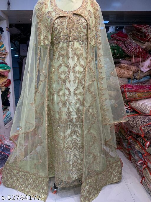 Halimaa Sultan Gown