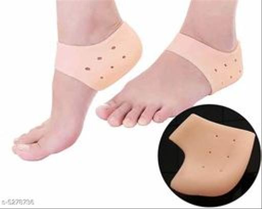 Silicon Heel gel Foot Protector