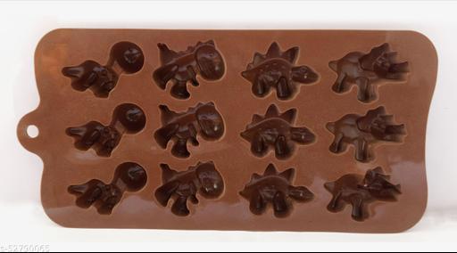 Dinosaur shape Chocolate Moulds