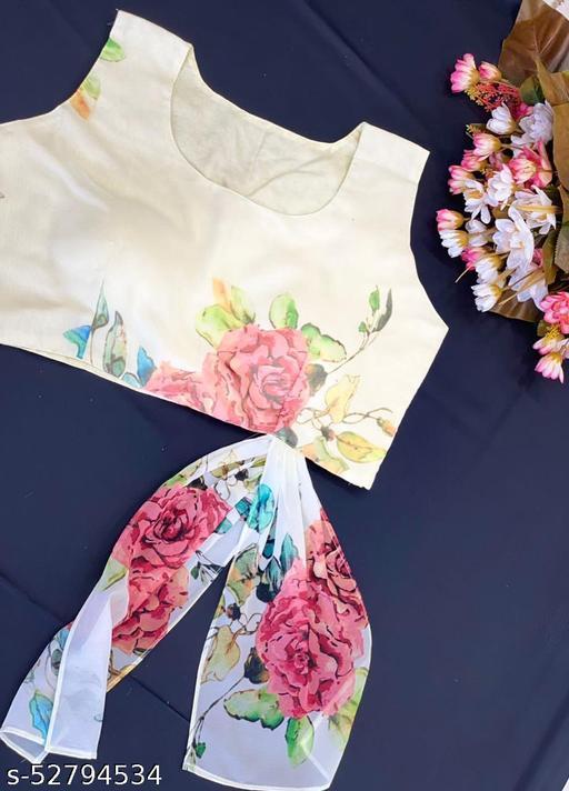 full stitch gerogette blouse