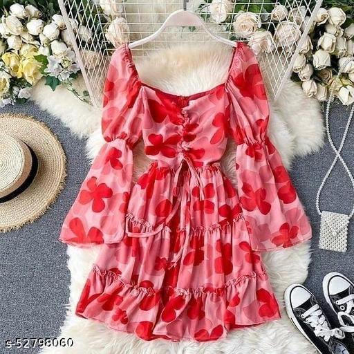 Trending Western Dresses For Girls