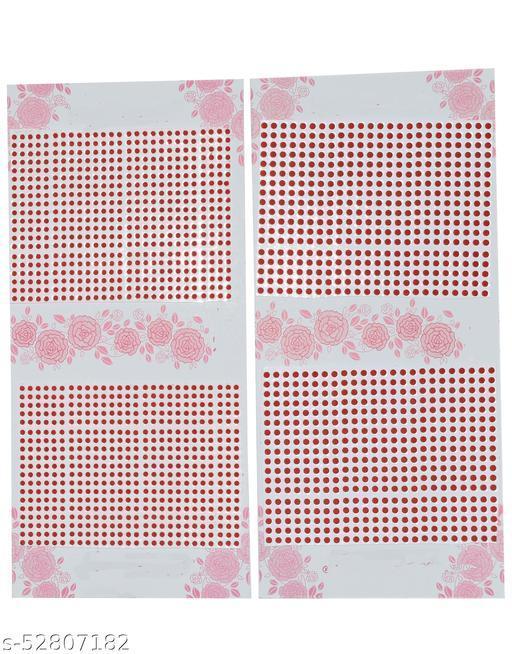 Every Day Use Bindi Red Small Dot Bindi Size -09