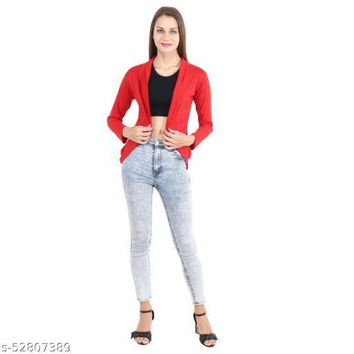 Urbane Partywear Women  Shrugs