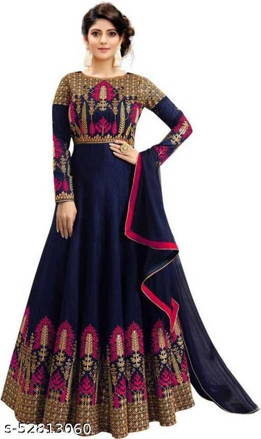 220 Pink Gulkand Gown