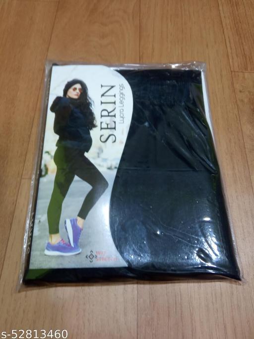 Cotton lycra leggings 4 way stretchab Leggings