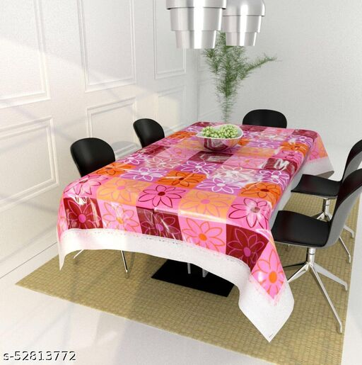 PRINTED LAMINATED NON WOOVEN TABLE COVER