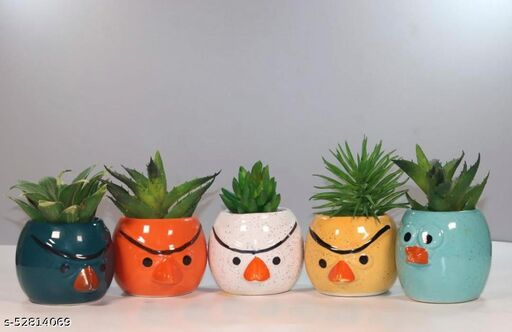Angry Birds Pots