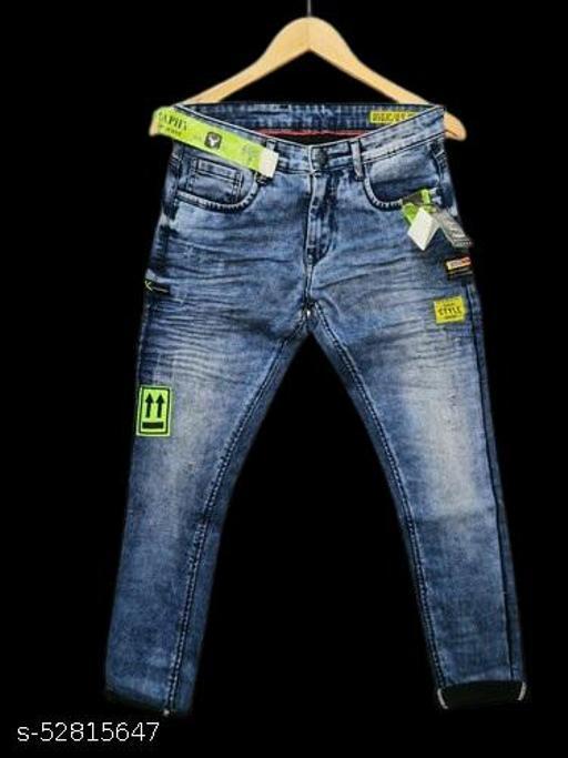 Fancy Fashionista Men Jeans