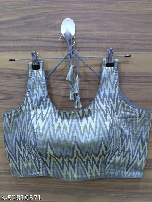 Stichead blouse