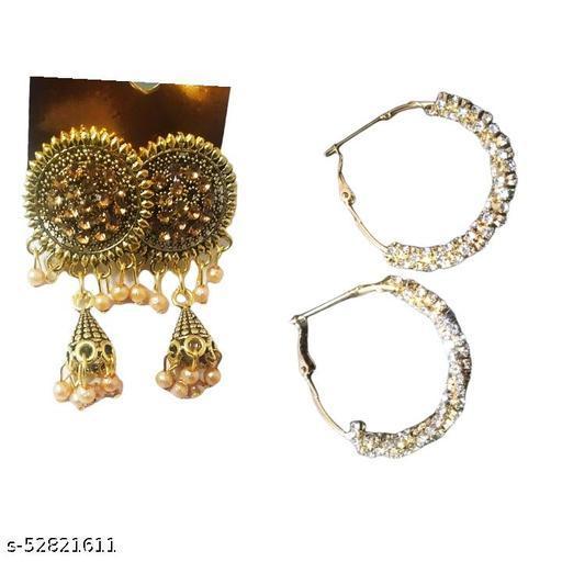 Beautiful combo earrings