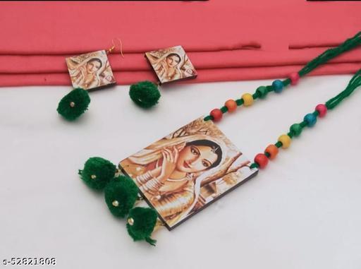 Allure Fusion Navratri set Jewellery Sets