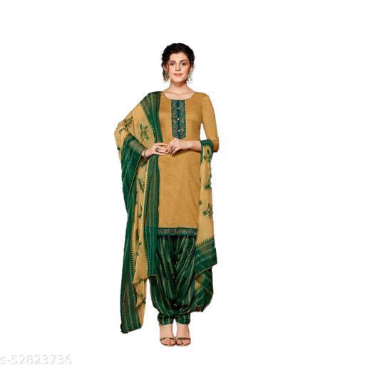 SWEETY CHAKORI DRESS MATERIALS