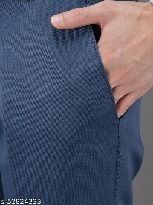 SI TROUSERS FORMAL MOR PITCH
