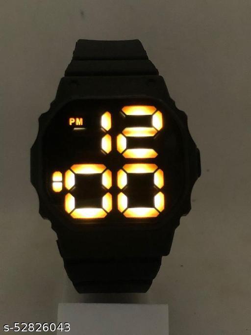 Digital Square Smart watch