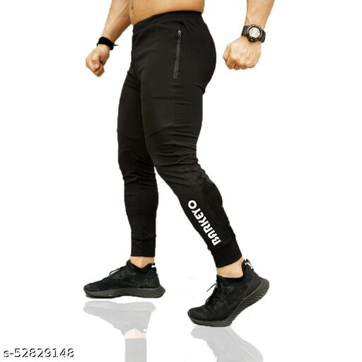 Unisex Jogger Track Pants for Sports Causal Wear and Party mens and womens
