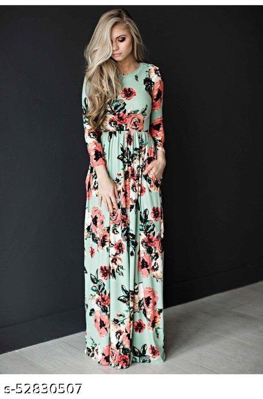 STYLISH MAXI DRESS