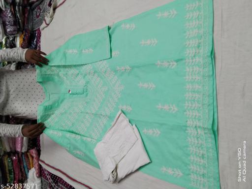 Adrika Voguish Women Kurta Sets