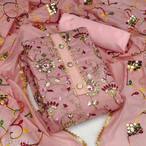 Chitrarekha Voguish Semi-Stitched Suits