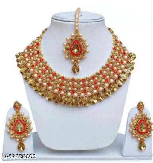 NORTH WEST DELHI Jewellery Set