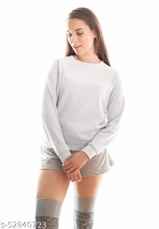 Stylish Retro Women Sweatshirts
