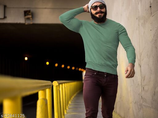 Trendy Fashionista Men Sweatshirts