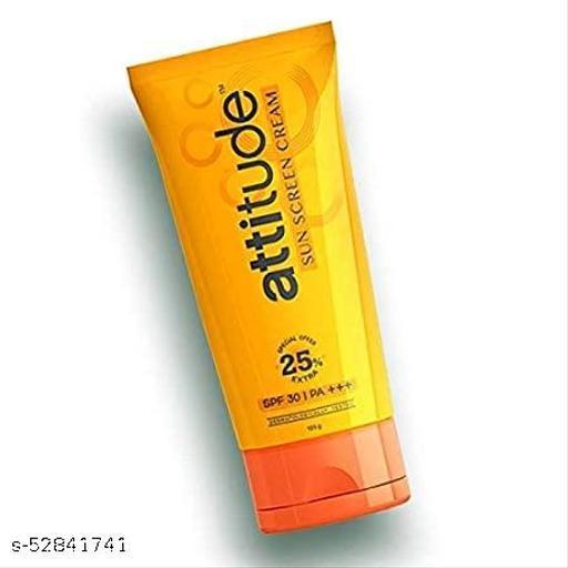 Amway Attitude Sunscreen Cream(100 g)