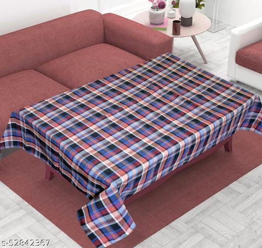 Safeeno Checkered 4 Seater Table Cover