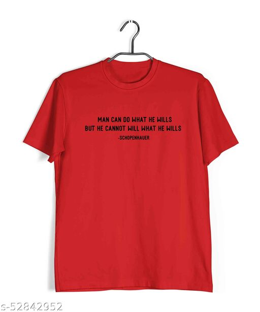 Aaramkhor Dark TV Series T-Shirt for Men     Man can do What he Wills, but he Cannot Will What he Wills    TV Series