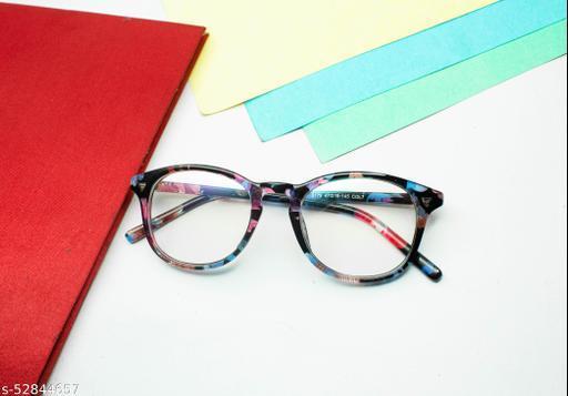 Stylish & Trendy Eyeglasses With Storage Case Cleaning wipe