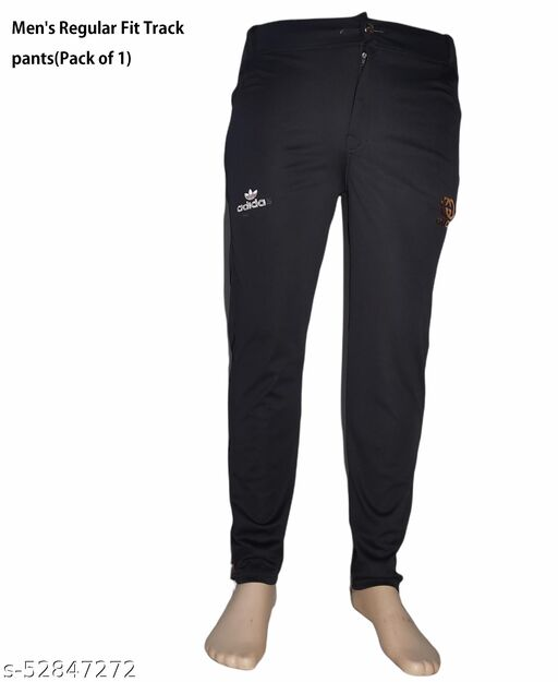 Men's Regular Fit Track pants
