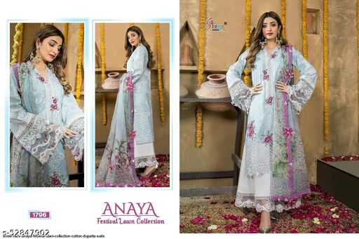 ANAYA FESTIVAL LAWN COLLECTION