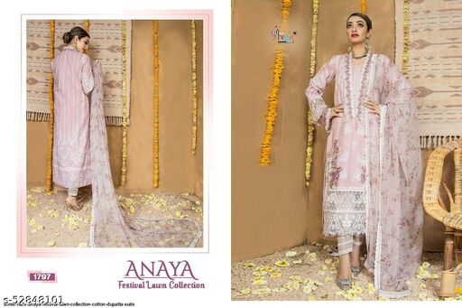 ANAYA FESTIVAL LAWN COLLECTION suit