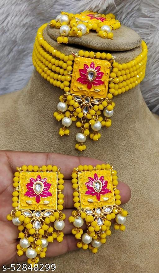 NDF jewellery set