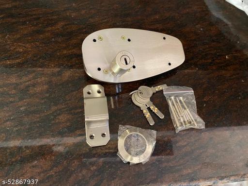 OVAL 6 TURN SIMPLE lock