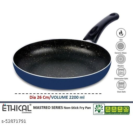 MASTREO_SERIES FRYING PAN TAWA / MULTI PURPOSE FRYING PAN.