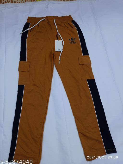 Rib net Lower Track Pants