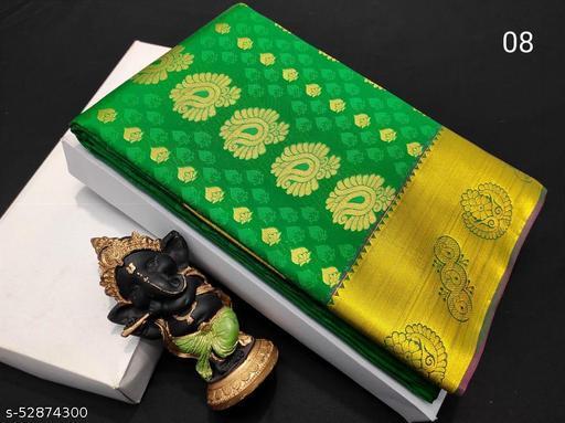 Kanjeevaram Semi Silk Sarees