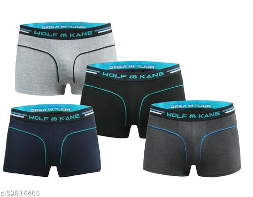 Trunk pack of 4(multi color pack)