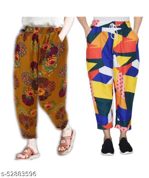 Trendy Designer Women Capris