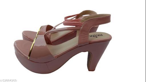 Ladies Trendy Fully Partywear Heels