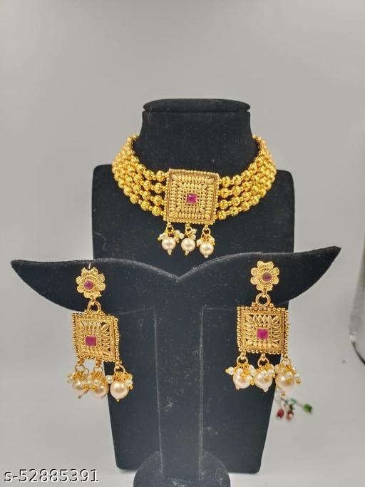 dj Jewellery set