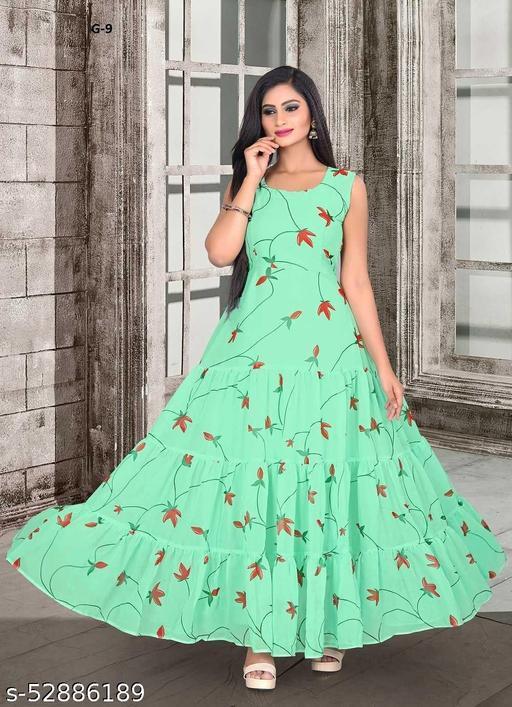 Lotus Halter Neck Geogret Dress