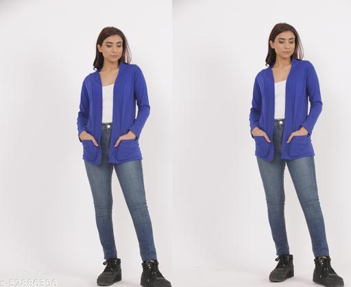 Stylish Glamorous Women Capes, Shrugs & Ponchos