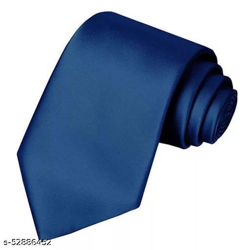 Fashionable Trendy Men Ties  royal blue